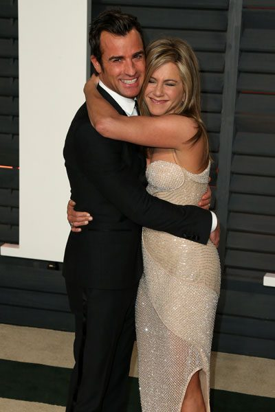Jennifer Aniston and Justin Theroux were engaged for 3 years before tying the knot on August 5