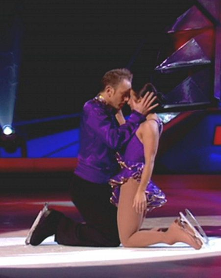 Hayley and dan dancing on ice dating