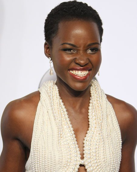 Lupita Nyong'o spent a HUGE amount on this dress
