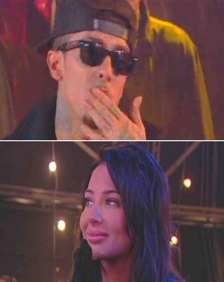Celebrity Big Brother 2014: Dappy receives third warning ...