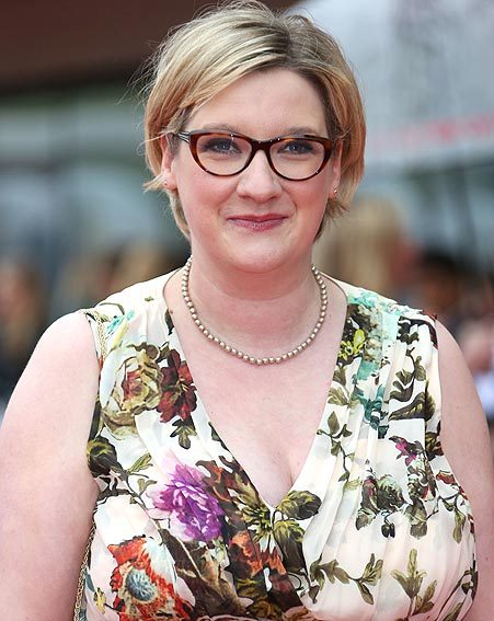 Sarah Millican revealed she secretly married her boyfriend Gary Delaney