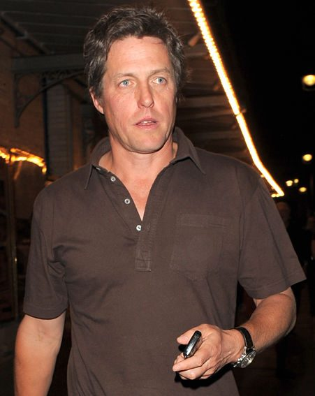 Hugh Grant says he is quitting acting