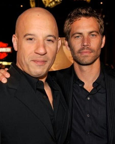 Vin Diesel took to Instagram to share his sadness