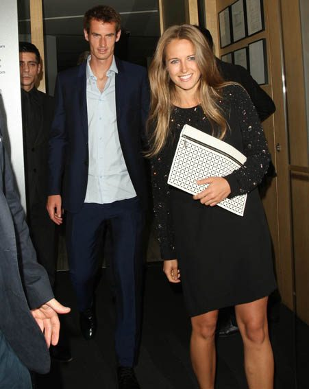 The Wimbledon champ has dated Kim since 2006