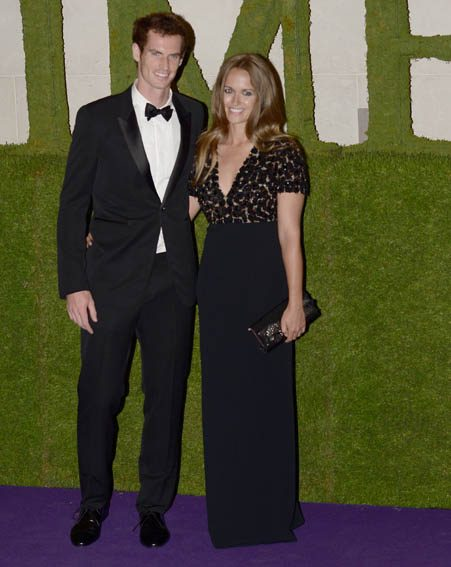 Andy Murray proposed to girlfriend Kim Sears