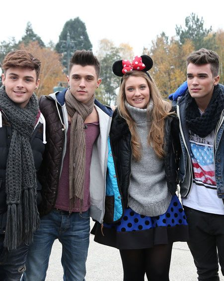 ella and george x factor dating Dating inyourarea how did benji's time on the x factor end last rock legend joan jett announced for cornwall pub which caused confusion with boy george.