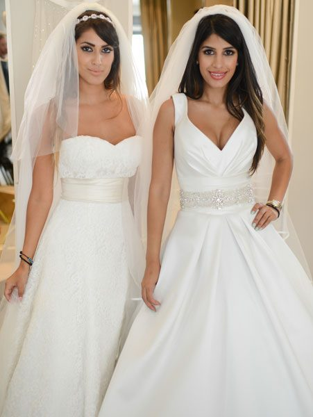 Jasmin Walia went wedding dress shopping with her Desi Rascals co-star Rita Siddiqui despite not being engaged