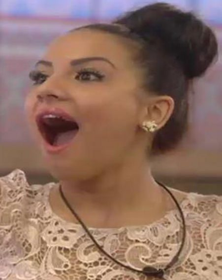 Who got voted off celebrity big brother