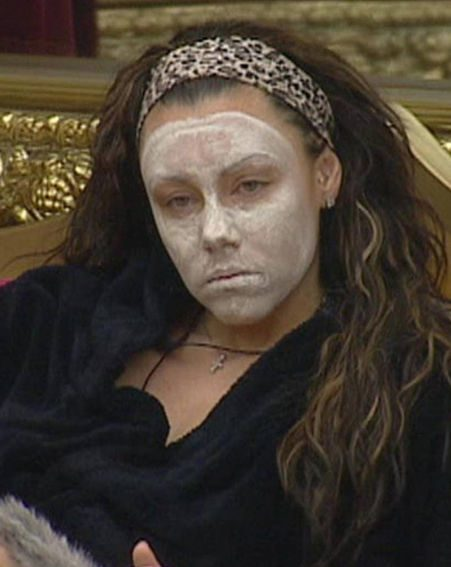 Michelle Heaton was voted off the show last night