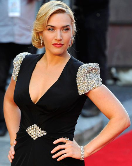 Kate Winslet was breathtaking on the Titanic 3D red-carpet last night