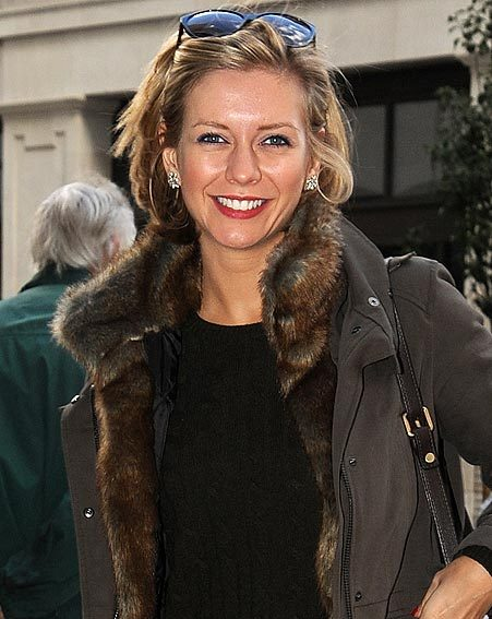 Rachel Riley has split from her husband after 16 months together (WENN)
