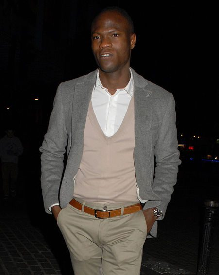 Brian Belo has claimed that TOWIE was his idea