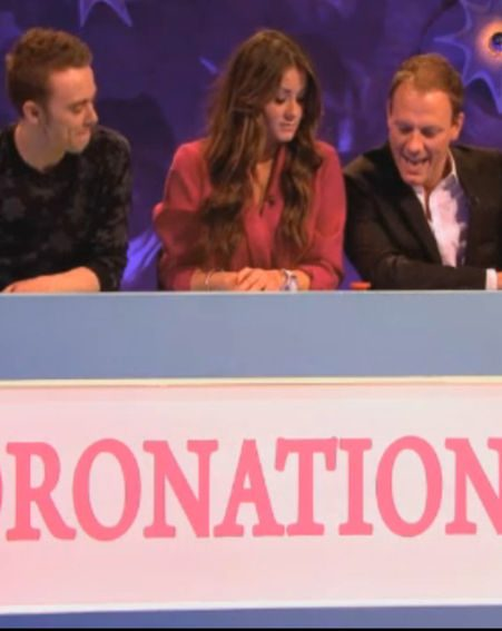 Coronation Street Blog: Celebrity Juice soap special ...