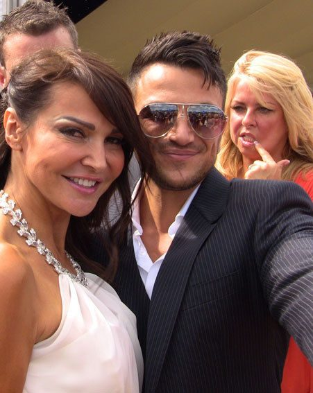 CAN Associates Manager, Claire Powell, looks after celebs including Peter Andre