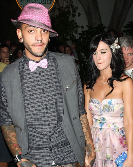 The singer recently split from boyfriend Travis McCoy / Pic: wenn.com