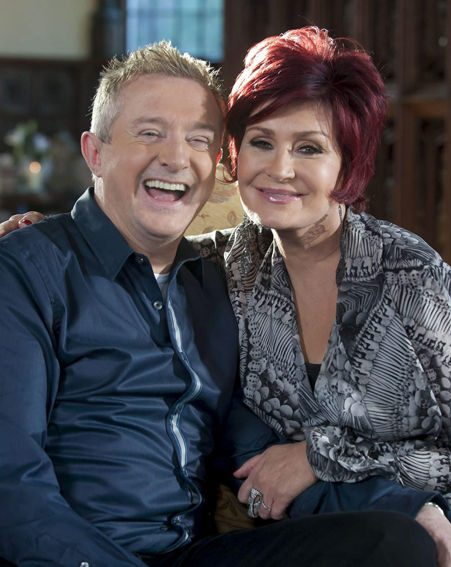 Sharon has since returned to X Factor to help Louis Walsh at Judges' Houses