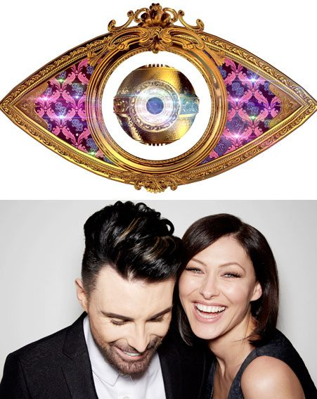 The Celebrity Big Brother 2014 logo has been revealed ahead of its launch in January