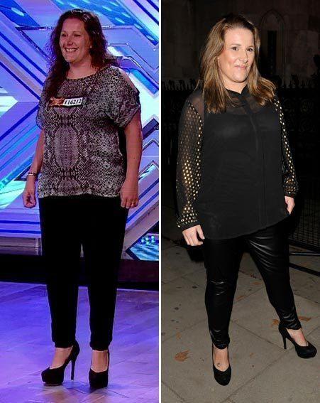 Sam Bailey shares weight loss secrets   OK! Magazine