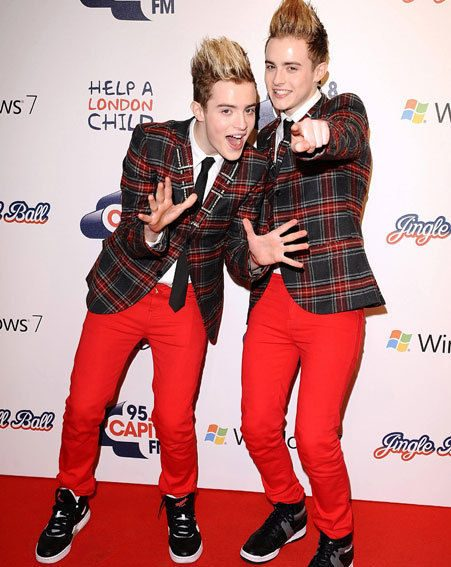 Jedward are ditching their singing career for a new TV programme
