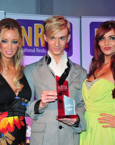 The Only Way Is Essex cast were the stars of the night at the National Reality TV Awards