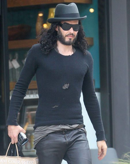 Russell brand has katy perry matching tattoo removed for Tattoo shops in katy