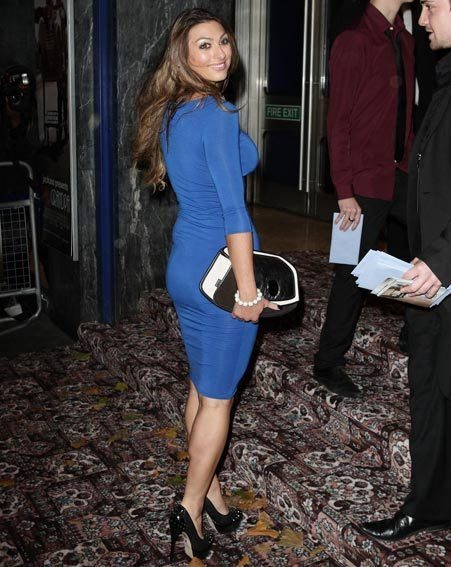 Luisa Zissman is known for having an incredible figure