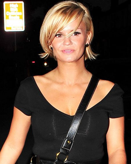Kerry Katona has recently had her hair cut into a stylish new crop
