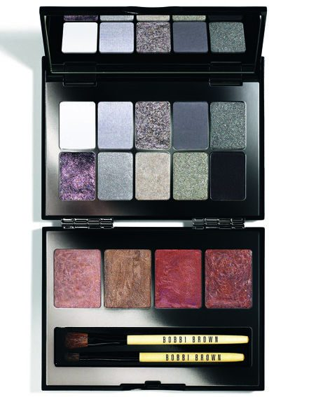 Bobbi Brown's chrome palette is an absolute must-have