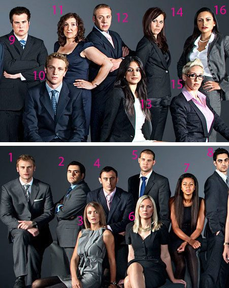 Meet the latest set of Apprentice candidates