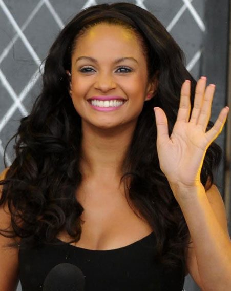 Alesha Dixon is to co-host the MOBO Awards