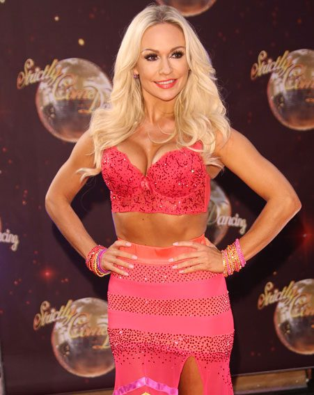 Kristina Rihanoff has opened up about feeling 'suicidal' after receiving online abuse over her relationships