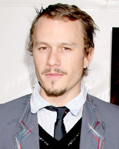 Heath Ledger has a posthumous nomination