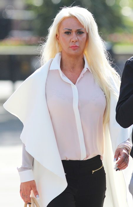 Josie Cunningham has got engaged again according to her manager Rob Cooper