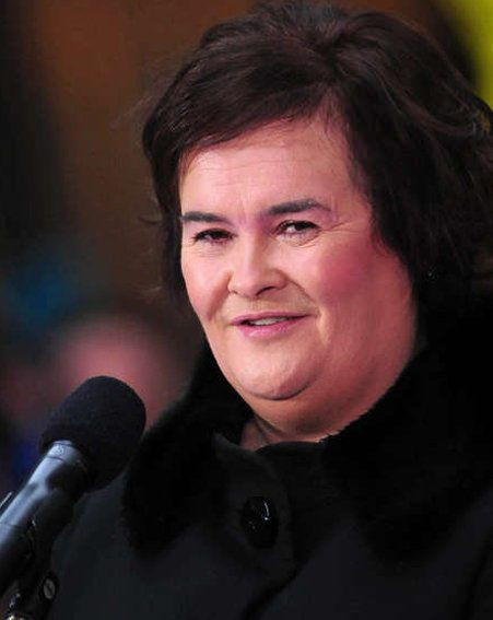 Susan Boyle To Sing For Michelle Obama S Birthday Ok