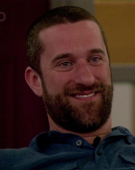 Dustin Diamond was booted out of the Celebrity Big Brother house tonight