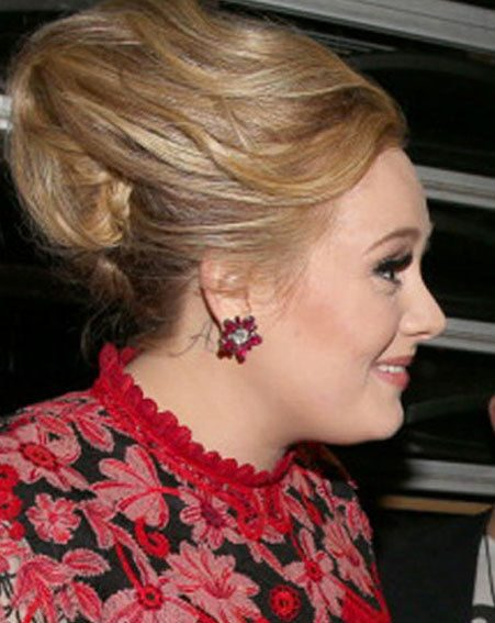 Adele has made numerous tributes to her son including this tattoo