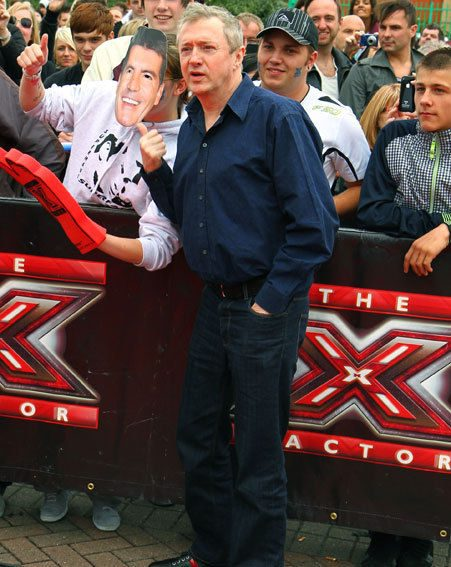 Louis Walsh will now return as a judge to The X Factor for Cardiff auditions tomorrow