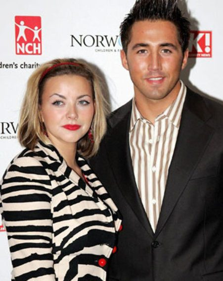 Gavin Henson and Charlotte Church back in happier times