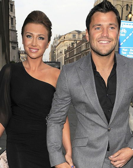 TOWIE's Lauren Goodger has moved back in with Mark Wright