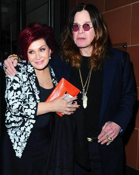 Sharon and Ozzy Osbourne have had their fair share of ups and downs over the years
