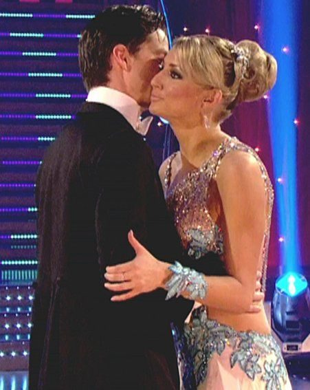 The Strictly Come Dancing stars have chemistry