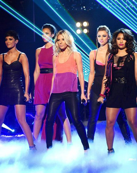 The Saturdays will be performing their new single on The Graham Norton show tonight