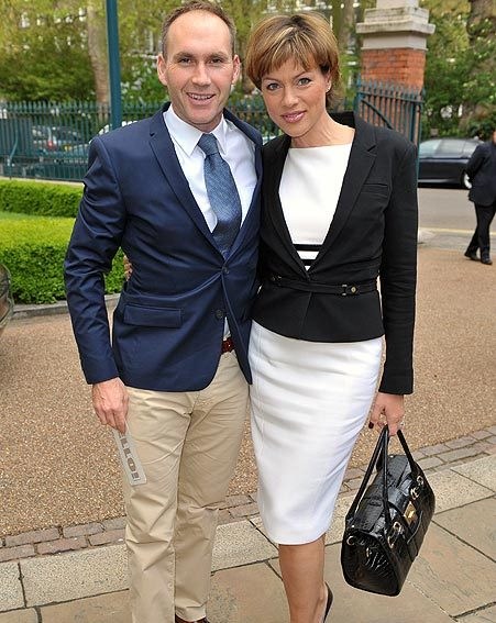 The BBC newsreader and her husband have named their baby boy Wilbur