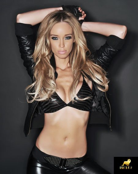 Kirk's girlfriend Lauren Pope will be on the decks on the night