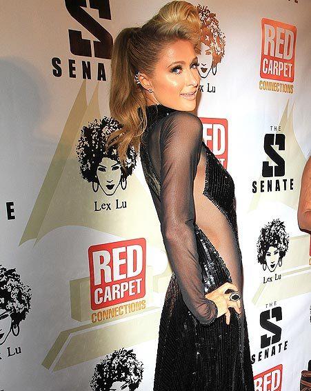 Paris Hilton Completely Naked 44