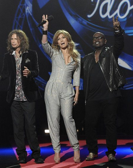 Jennifer Lopez and Steven Tyler have been named the new American Idol judges