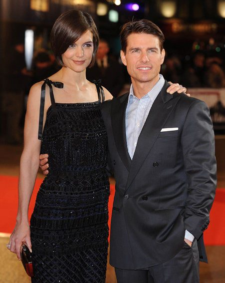 Tom Cruise and Katie Holmes will try for baby number two in 2010