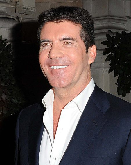 Will Ferrell finds Simon Cowell's super white teeth particularly impressive
