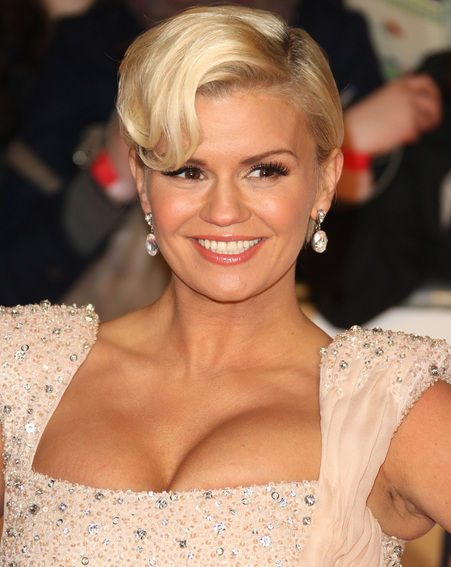 Kerry Katona tells us about her week