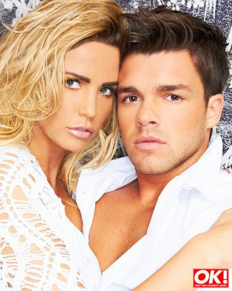 Katie Price says she has found true love in Leandro Penna, but she never loved Alex Reid